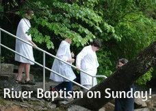 River Baptism 5