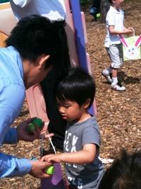Preschool Egghunt