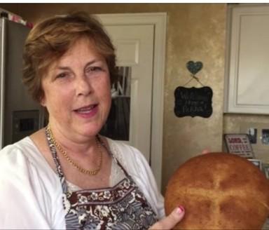 Lorrie Ignatius - communion bread