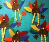 Preschool Turkeys