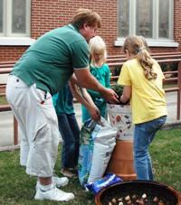 Children's Gardening Project