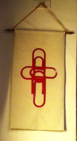 paperclip banner